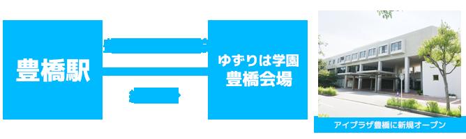 豊橋会場アクセス