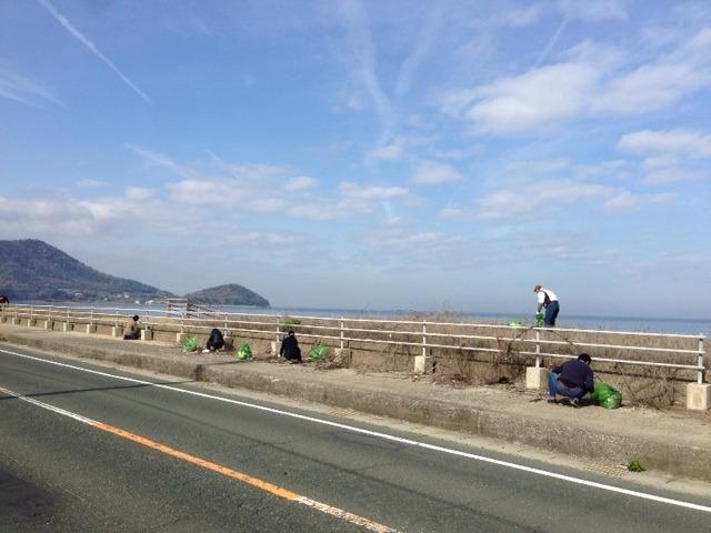 海岸清掃3
