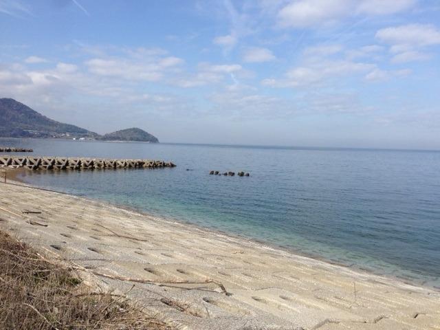 海岸清掃1